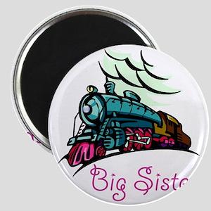 Big Sister Rolling Train Magnet