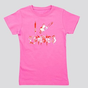 i chainsaw zombies light Girl's Tee