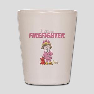Future Firefighter Shot Glass