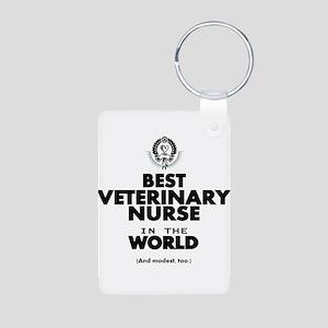 Best 2 Veterinary Nurse copy Keychains