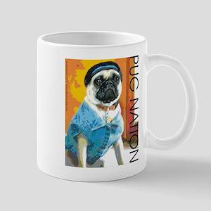 Pug Nation Mug