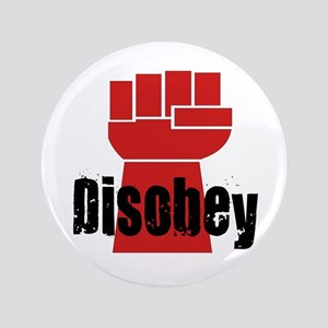 """Disobey 3.5"""" Button"""