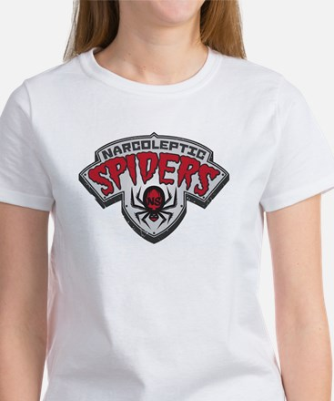 Narcoleptic Spiders Women's T-Shirt