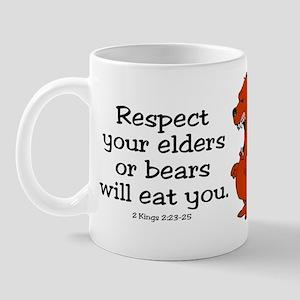 Respect Elders Mug