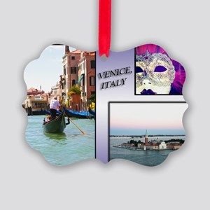 Views Of Venice Italy Picture Ornament
