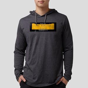 Massachusetts Nickname #4 Long Sleeve T-Shirt