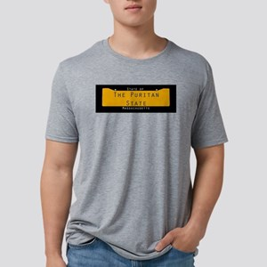 Massachusetts Nickname #4 T-Shirt