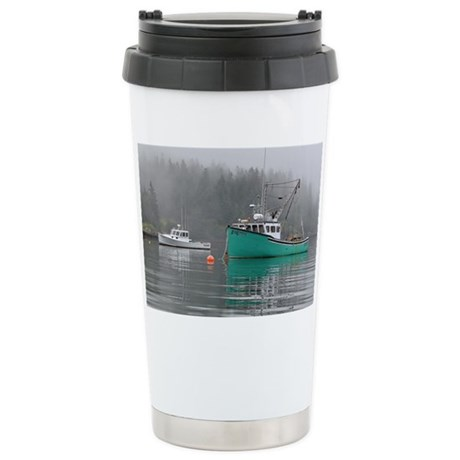 note card -front 9 Stainless Steel Travel Mug