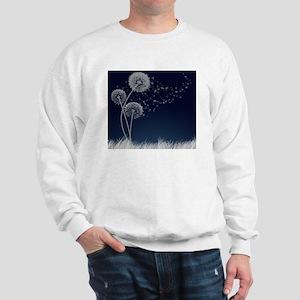 Dandelion Wishes Sweatshirt