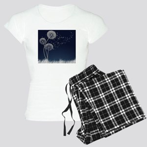 Dandelion Wishes Women's Light Pajamas