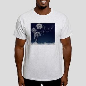 Dandelion Wishes Light T-Shirt