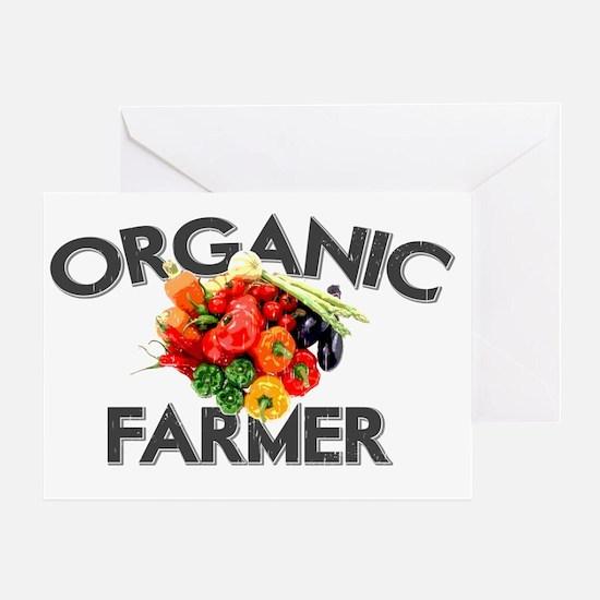 ORGANIC FARMER copy Greeting Card