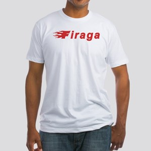 Simple Firaga Fitted T-Shirt