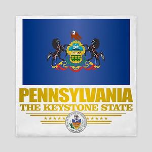 Pennsylvania Flag Queen Duvet