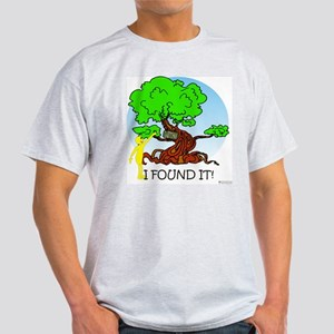 I Found It in a Tree Light T-Shirt