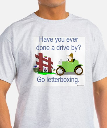 Drive By Letterbox T-Shirt