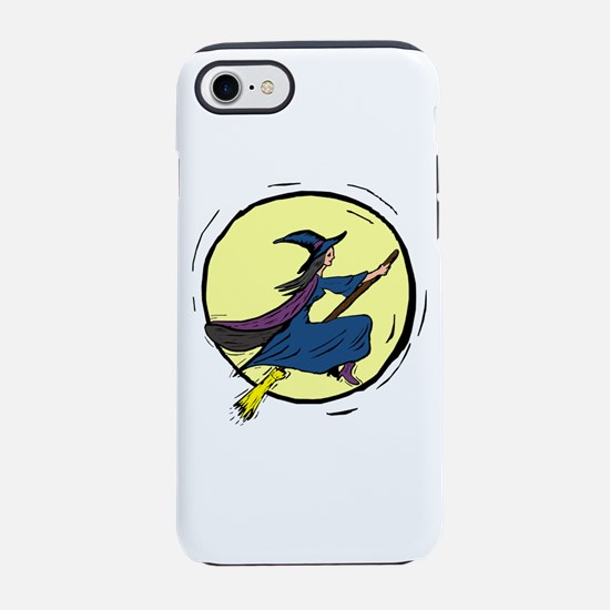 Flying Witch iPhone 7 Tough Case