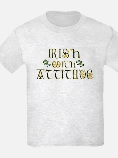 Irish With Attitude T-Shirt