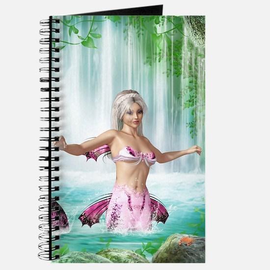 Pink Mermaid Journal