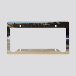 Natural Bridge License Plate Holder