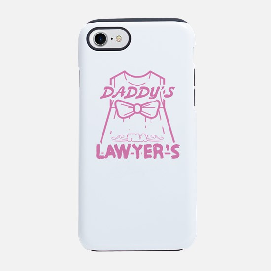 Lawyer Stationery iPhone 7 Tough Case