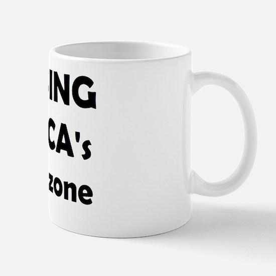 Danger zone! Mug