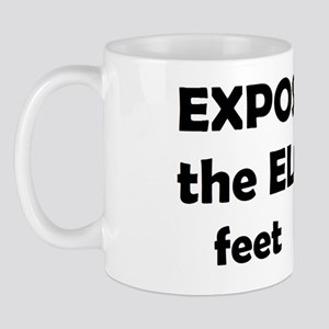 defeet the ELCA Mug