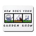 GARDEN GROW Mousepad