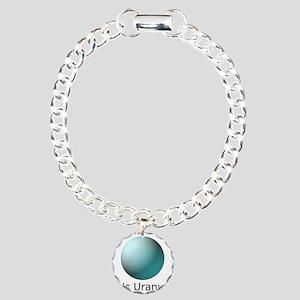 It's Uranus Charm Bracelet, One Charm