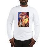 Angel3 - Aussie Shep #4 Long Sleeve T-Shirt