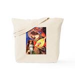 Angel3 - Aussie Shep #4 Tote Bag
