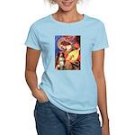 Angel3 - Aussie Shep #4 Women's Light T-Shirt