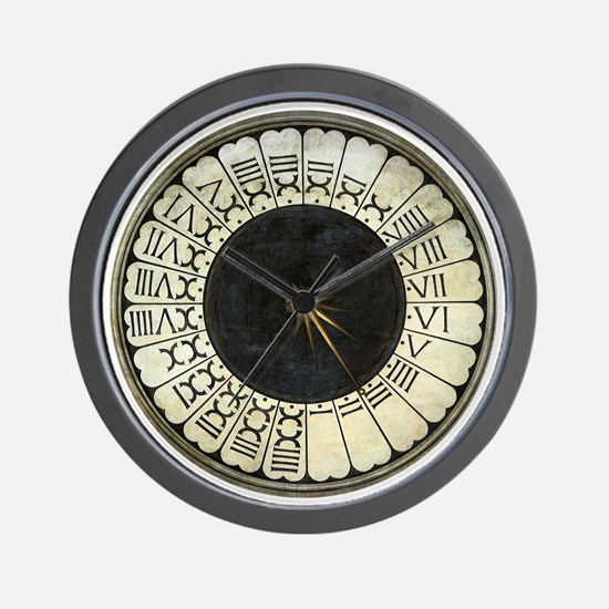 Clock in the Duomo by Uccello Wall Clock