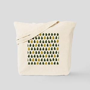 Avocado Pattern Tote Bag