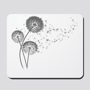 Dandelion Wishes Mousepad
