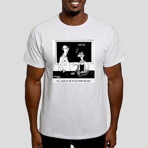 Joan of Arc  Welding Light T-Shirt