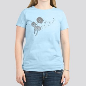 Dandelion Wishes Women's Light T-Shirt