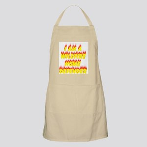 Wildfire Home Defense T-Shirt (Front) Apron