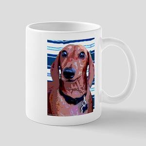Dachshund Smiles Mug