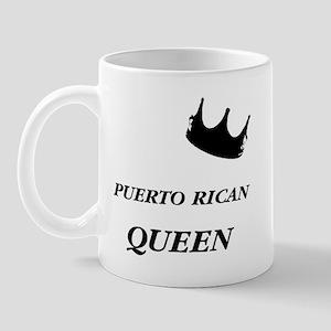 Puerto Rican Queen Mug
