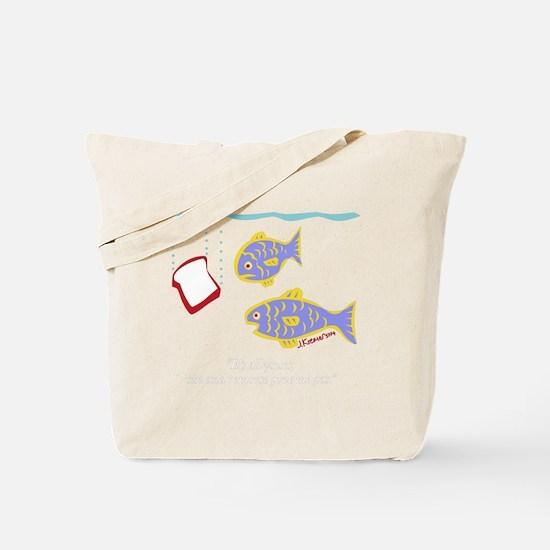 Tashlich T light Tote Bag