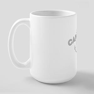 Captain dark Large Mug