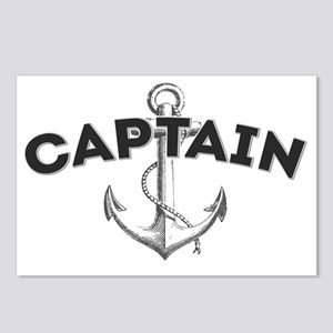 Captain copy Postcards (Package of 8)