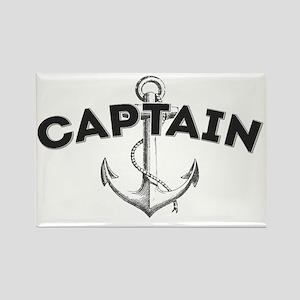 Captain copy Rectangle Magnet