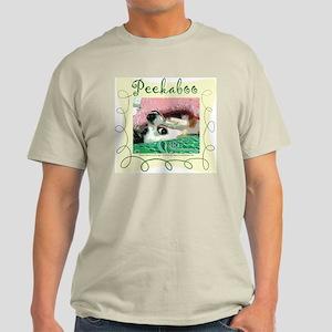 Peekaboo! Chihuahua Light T-Shirt