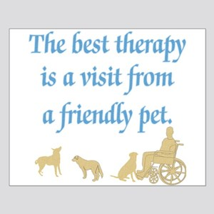 Therapy Pet Small Poster