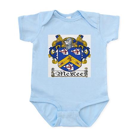 McKee Coat of Arms Infant Bodysuit