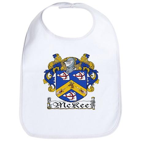 McKee Coat of Arms Bib