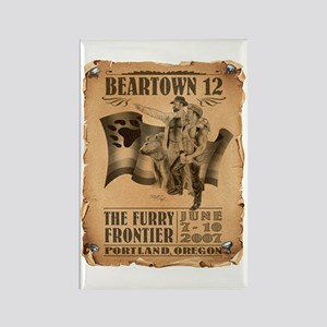 Beartown 12 poster Rectangle Magnet