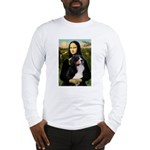 Mona's Bernese Mt. Dog Long Sleeve T-Shirt